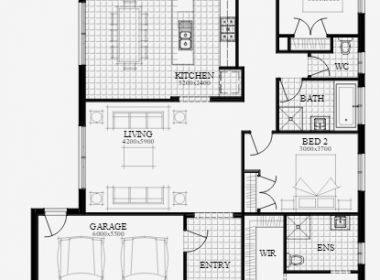 Floorplan 13 Cumberland