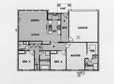 80 Mills floorplan