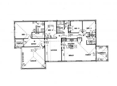 10 Golden Avenue Floorplan