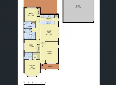 240 SUTTON STREET FLOORPLAN